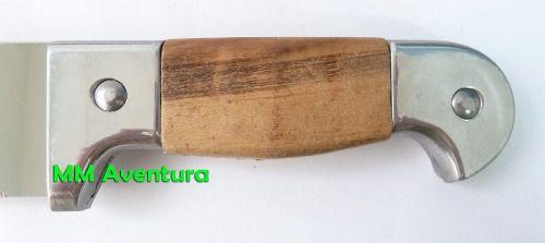 Facão Cimo Aço Carbono c/ Bainha 1070/12