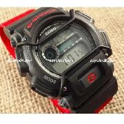 Protetor Metálico Bullbar JaysAndKays p/ Relógio G-Shock DW9050 DW9052