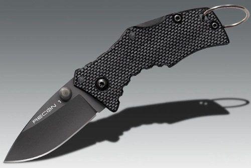Canivete Micro Recon 1 Cold Steel p/ Chaveiro EDC #27TDS
