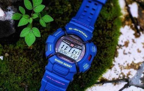 Protetor Metálico Bullbar JaysAndKays p/ Relógio G-Shock G9000 Mudman PRW3000 PRW3100