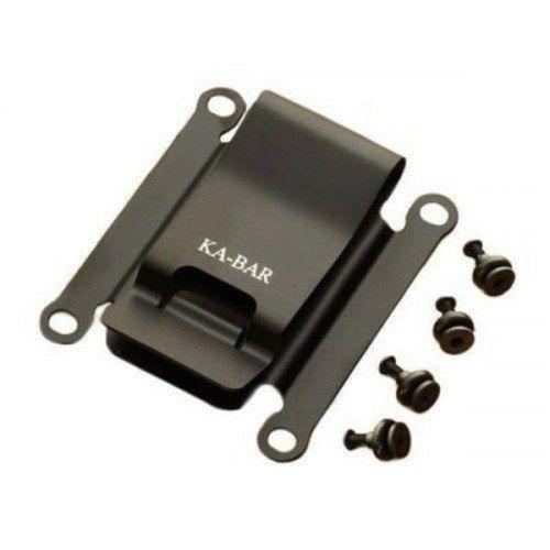 Clip de Cinto p/ Facas Ka-bar TDI 1480 BK11 BK14 BK2 ESEE