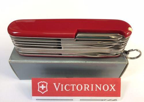 Canivete Craftsman Victorinox Vermelho 1.4773 [Raro e Descontinuado]
