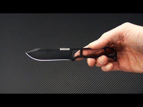Faca Ka-bar BK&T Skeleton Bk23 Neck Knife - BK23BP