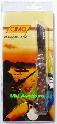 Canivete Cimo Aço Inoxidável Inox Tradicional Agrônomo 220/3