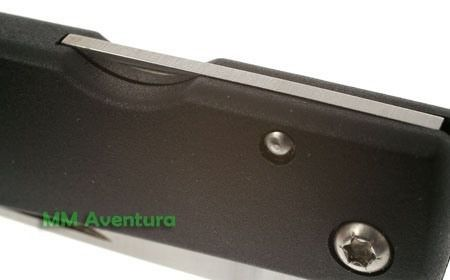Canivete Fallkniven U4 Bear Claw Aço Laminado