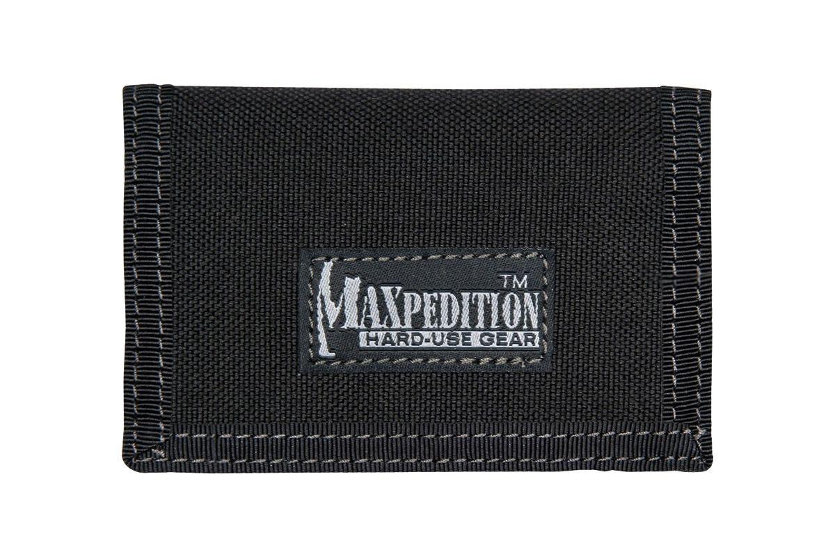 Carteira Maxpedition Micro Wallet em Nylon 218B Preta