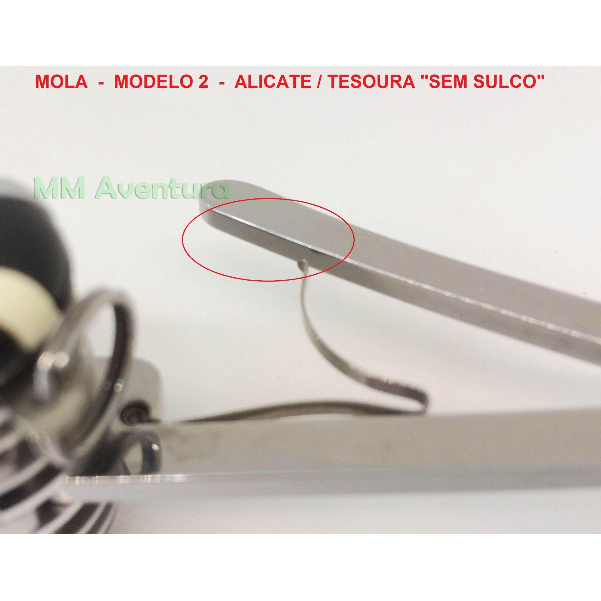 Mola Victorinox de Resposição p/ Tesoura e Alicate Canivetes de 58, 74, 84, 91, 111mm