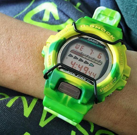 Protetor Metálico Bullbar JaysAndKays p/ Relógio G-Shock DW6600 DW6900