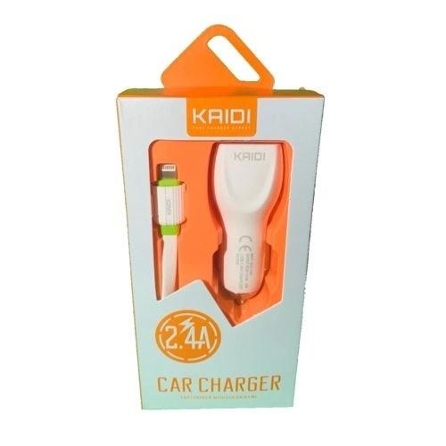 Carregador Veícular Kaidi Kd-603
