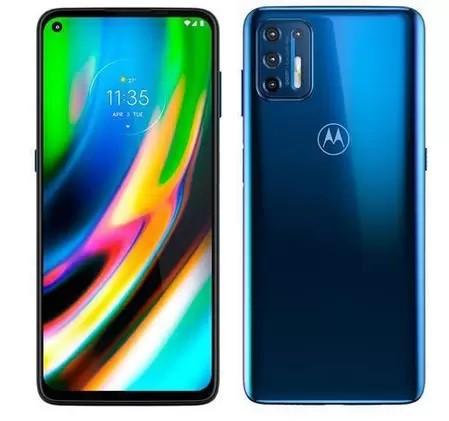 Smartphone  Motorola G9 Plus
