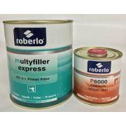 Primer e Catalisador MULTYFILLER EXPRESS - Roberlo