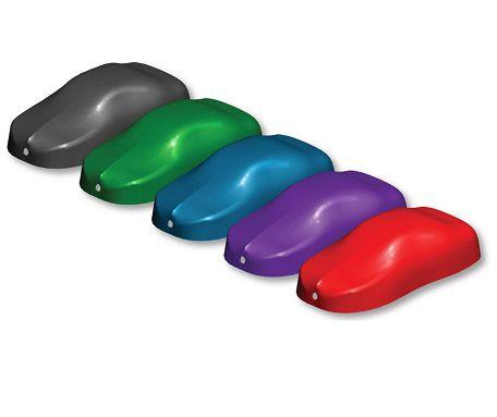 Carro de Plástico PMA para Banco de cores - 3unid.