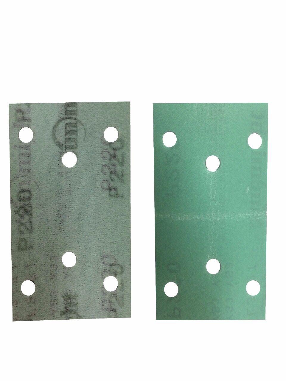 Tira de lixa Filme  para Taco Pequeno com Aspiração  - 10 unidades