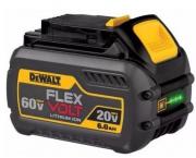 Bateria Flexvolt Max 20/60V 6,0Ah - DEWALT