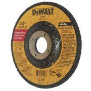 Disco Desbaste Abrasivo AZ 4 1/2x3/16x7/8