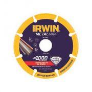 Disco de Corte Diamantado IRWIN METALMA X AG/CS 7X7/8