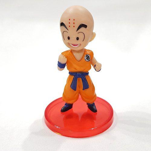 Boneco Action Figure Kuririn Dragon Ball Dbz Clássico