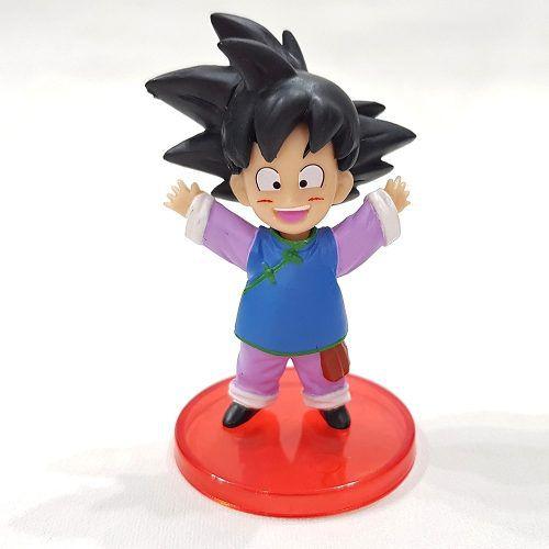 Boneco Action Figure Goku Mod 2 Dragon Ball Dbz Clássico