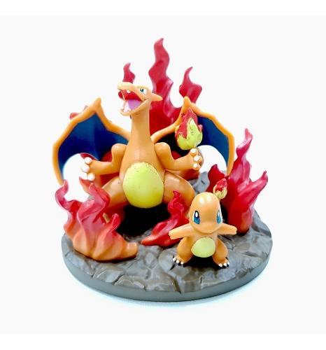 Pokemon Charmander 004 E Charizard 006 Pokémons T Arts