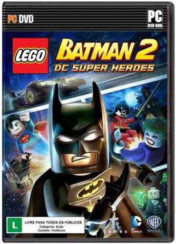 Jogo Lego Batman 2