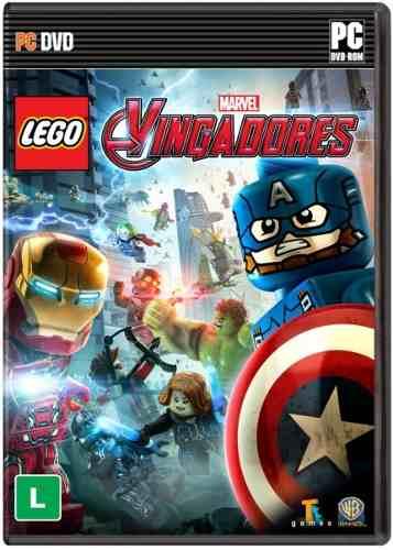 Jogo Lego Vingadores Pc