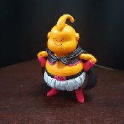 Majin Boo Laranja Dragon Ball Fighter Z Customizado Cor 3