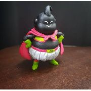 Majin Boo Preto Dragon Ball Fighter Z Customizado Cor 4