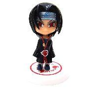 Itachi Uchiha Naruto Action Figure Boneco Akatsuki