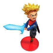 Trunks Ssj Boneco Dragon Ball  Action Figure