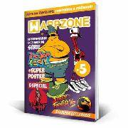 Revista Warpzone N°5 Toejam & Earl