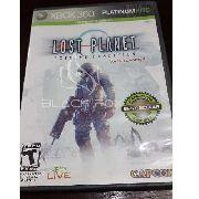 Lost Planet Extreme Condition Xbox 360 Original Midia Fisica