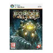 Jogo Midia Física Para Pc Bioshock 2 Lacrado