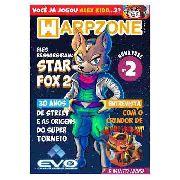 Revista Warpzone Starfox 2 N° 2