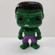 Boneco Hulk Bruce Banner Vingadores Avengers Marvel