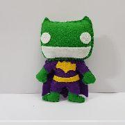 Chaveiro Batman Impostor Joker Coringa Verde Dc Feltro