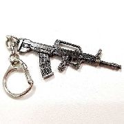 Chaveiro Arma Cross Fire Metal Modelo 02