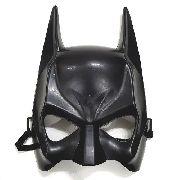Máscara Batman Dc Fantasia Cosplay