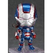 Figure Nendoroid Patriota Do Iron Man Good Smile Company 392