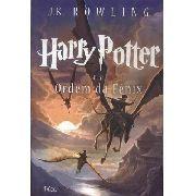 Livro Harry Potter E A Ordem Da Fênix J.k. Rowling N°5