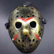 Máscara Jason Sexta Feira 13 Friday Horror Terror Hóquei