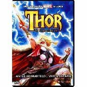 Dvd Thor O Filho De Asgard Animação Marvel Flashstar