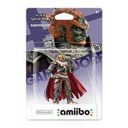 Amiibo Original Pronta Entrega Ganondorf Smash Bros Lacrado