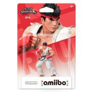 Amiibo Original Pronta Entrega Smash Bros Ryu Street Fighter