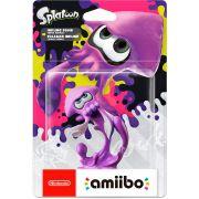 Amiibo Original Pronta Entrega Splatoon Squid Roxo Switch 3d