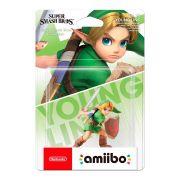 Amiibo Original Pronta Entrega Young Link Smash Bros Lacrado