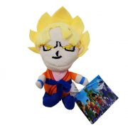 Chaveiro Goku Dragon Ball Super Z Pelúcia Plush Doll