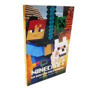 Minecraft - Em busca da maçã dourada Livro 1