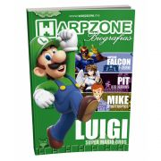 Revista Warpzone Biografia Luigi Do Super Mario Bros