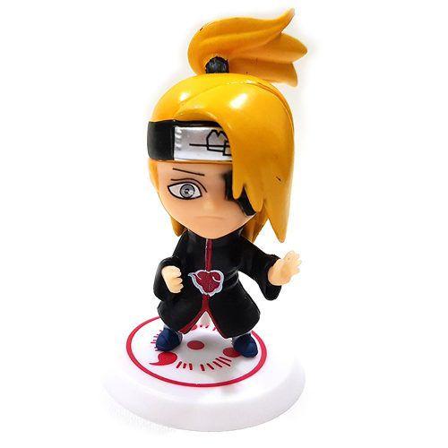 Deidara Naruto Action Figure Boneco Akatsuki
