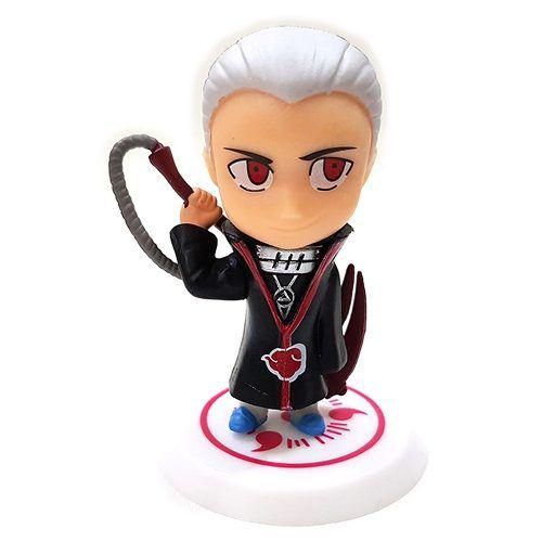 Hidan Naruto Action Figure Boneco Akatsuki